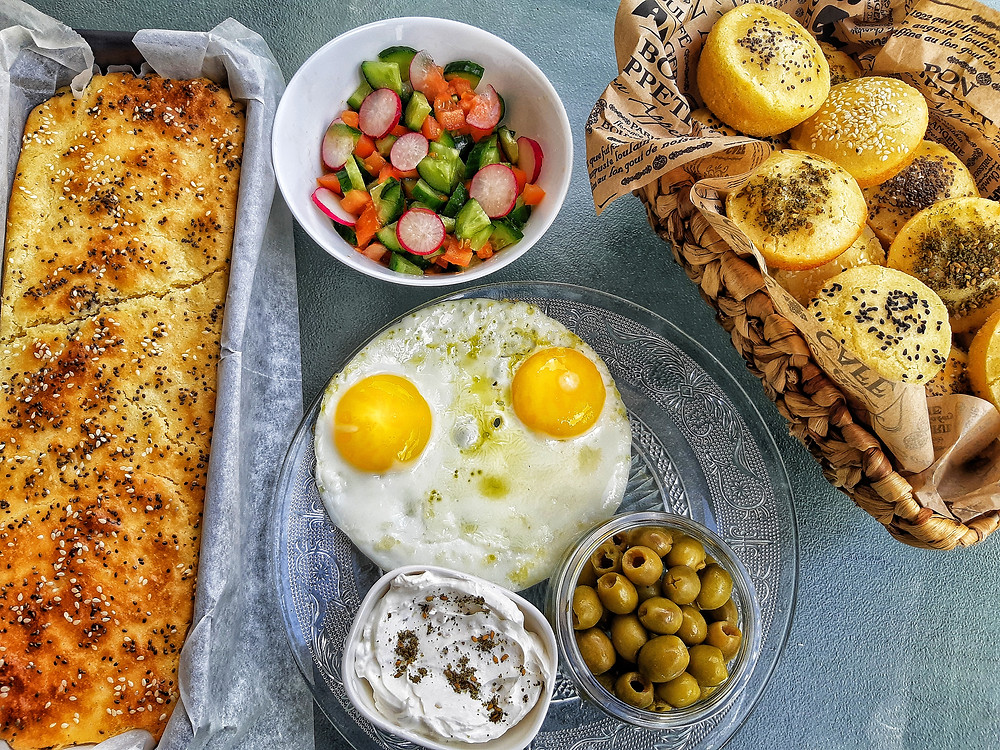 לחם לבן, לחמניות, ללא גלוטן, פליאו, קמח כחול, דרך טבע, שמרים, התפחה