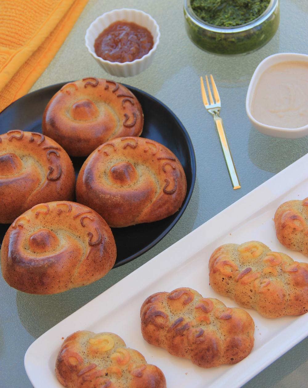 לחם בריא, לחם בריא ללא גלוטן, לחמניה בריאה, מתכון לחם בריא ללא גלוטן, מתכון לחם פליאו, פליאו