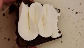 פאי שוקולד ללא סוכר ללא גלוטן, סופר פריך עם קרם מסקרפונה מלטף!