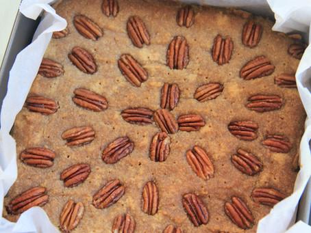 עוגת בסבוסה ללא סולת, פליאו, ללא גלוטן