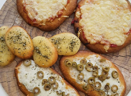 בצק לפיצה אמיתית! פליאו, ללא גלוטן, ללא סוכר
