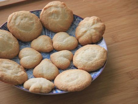 עוגיות חמאה דניות ממש כמו פעם