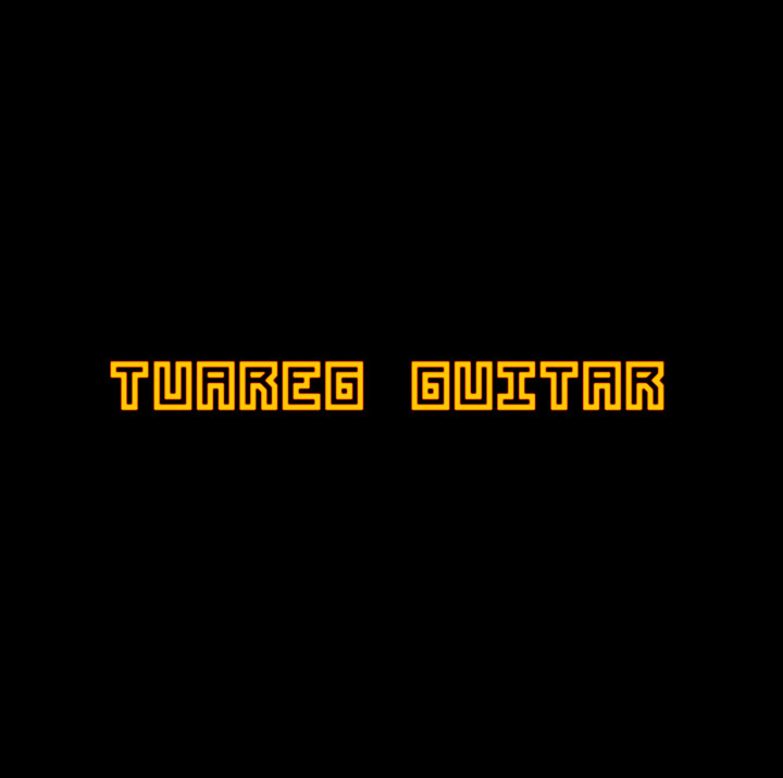 COVER FOR TUAREG GUITAR SPOTIFY PLAYLIST