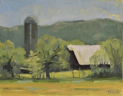 Farm Reflection