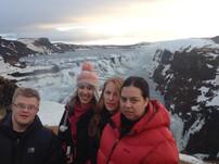 Cold Iceland ( Frozen Waterfalls)