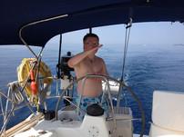 Sailing the Med. Activity Break ( Respite)