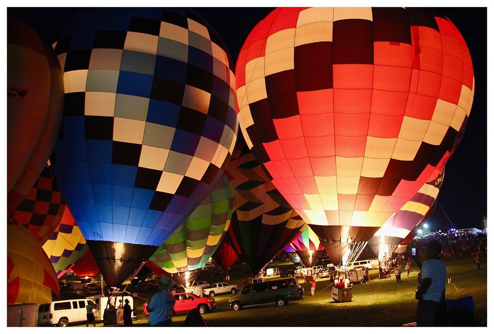 Great Forest Park Hot Air Balloon Race 2017, Great Forest Park Hot Air Balloon Race, St Louis Hot Air Balloon Race