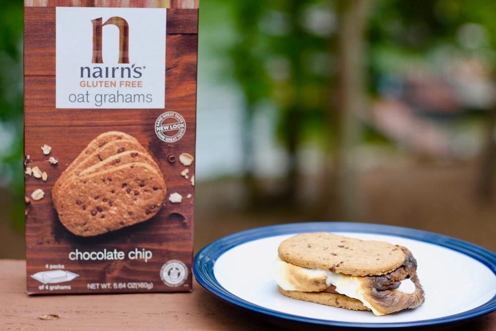 Nairn's Gluten Free Oat Grahams, gluten free grahams, gf grahams, gluten free graham crackers, gf graham crackers,nairn's