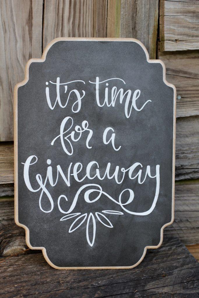 giveaway, blog giveaway