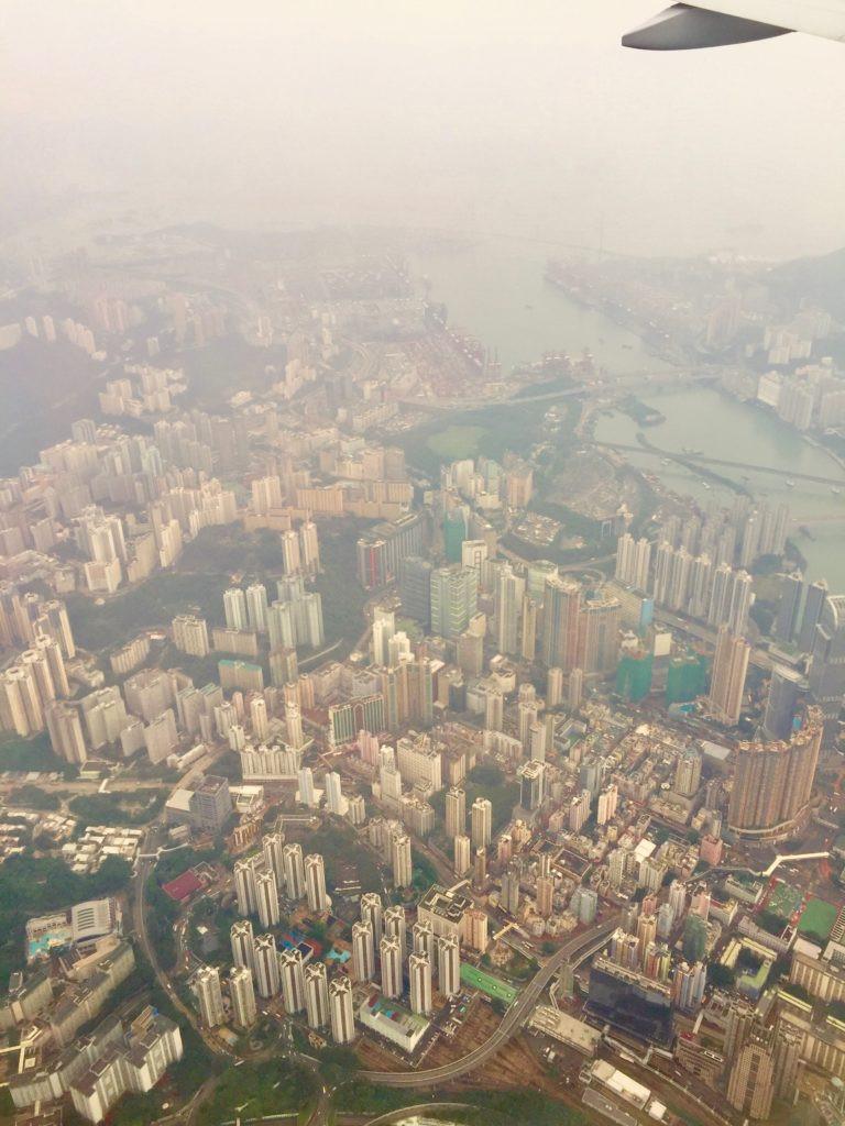 Hong Kong, China, Vertical City