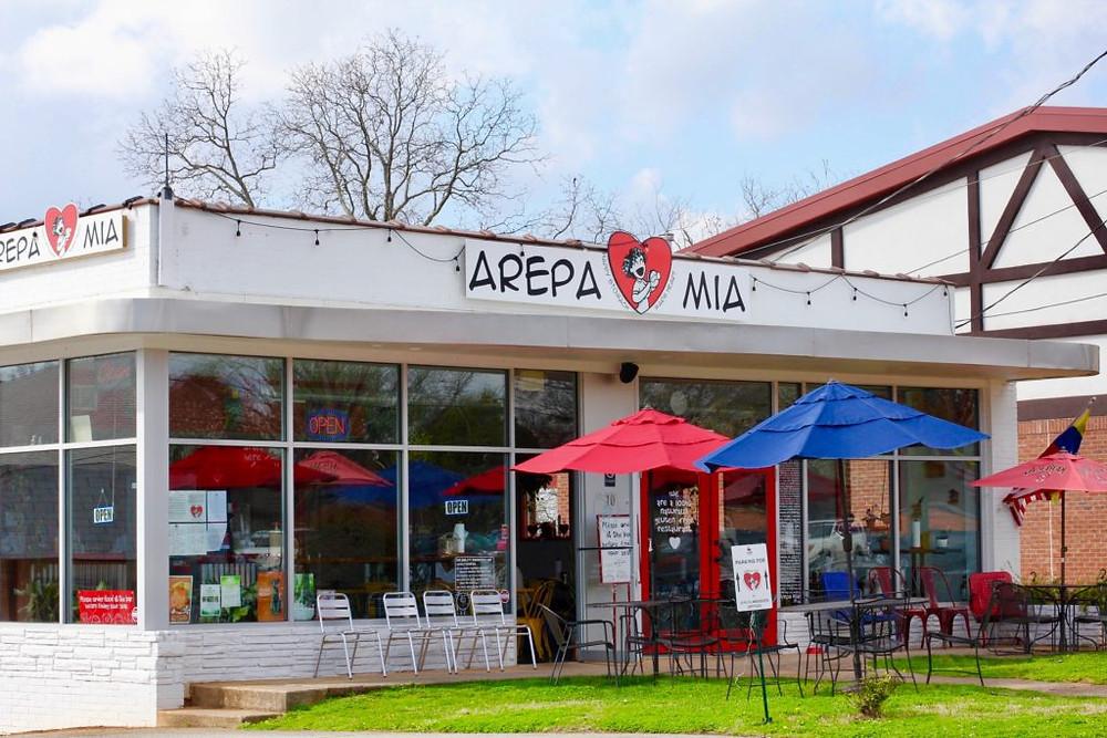 Arepa Mia, Arepa Mia Atlanta, gluten free arepa, gf arepas, gluten free Avondale Estates, gf Avondale Estates