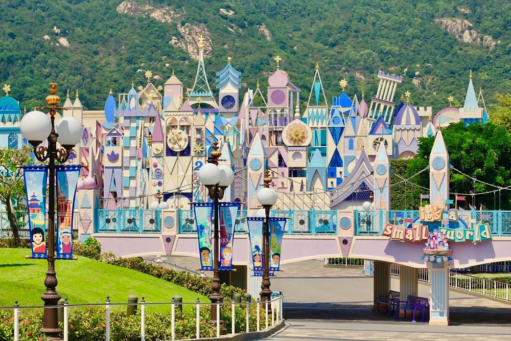 Hong Kong Disneyland,Hong Kong Disney, It's a Small World