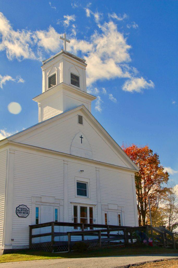 Vienna Baptist Church, Vienna Maine