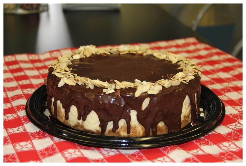 Gluten Free Cheesecake, O'Baby's Gluten Free Cheesecake, O'Baby's Gourmet Pizza and Sandwich Shoppe