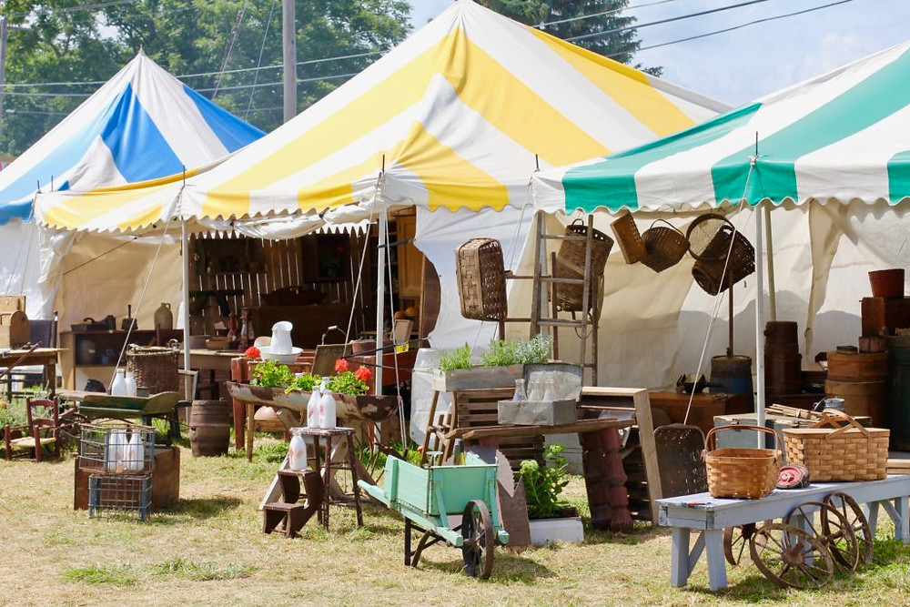 Bouckville Madison NY, Bouckville Madison Antiques and Collectables 2017, Upstate NY antiques