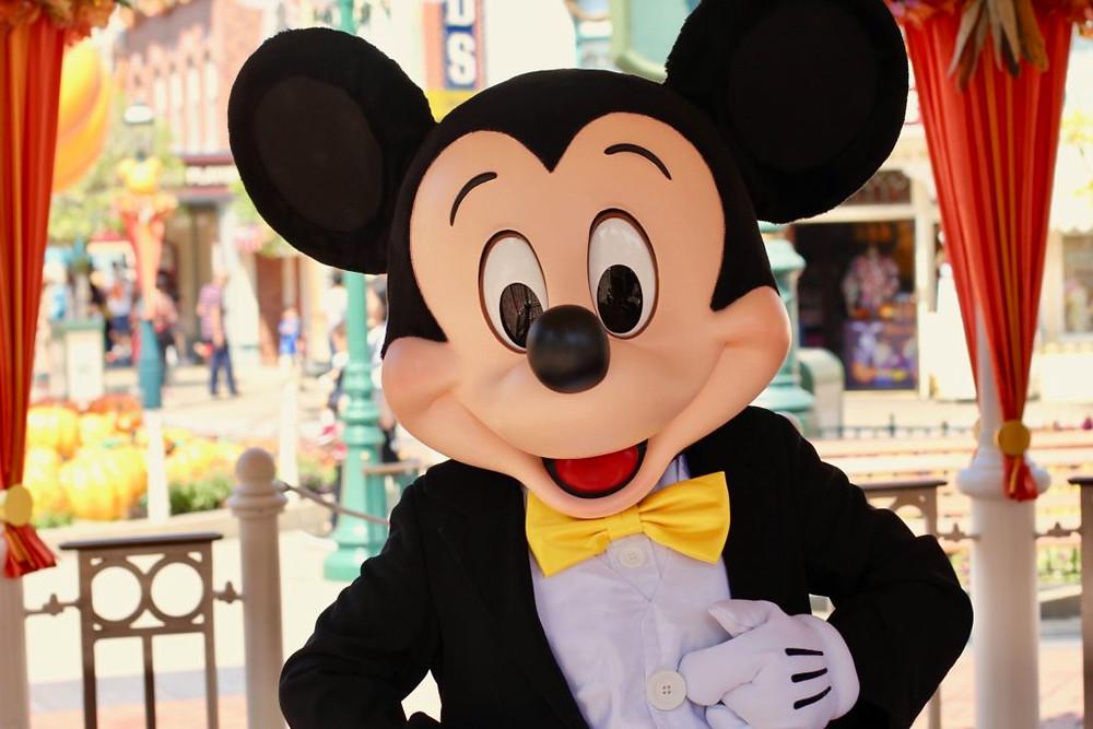 Hong Kong Disneyland, Mickey Mouse, HK Disneyland Mickey,