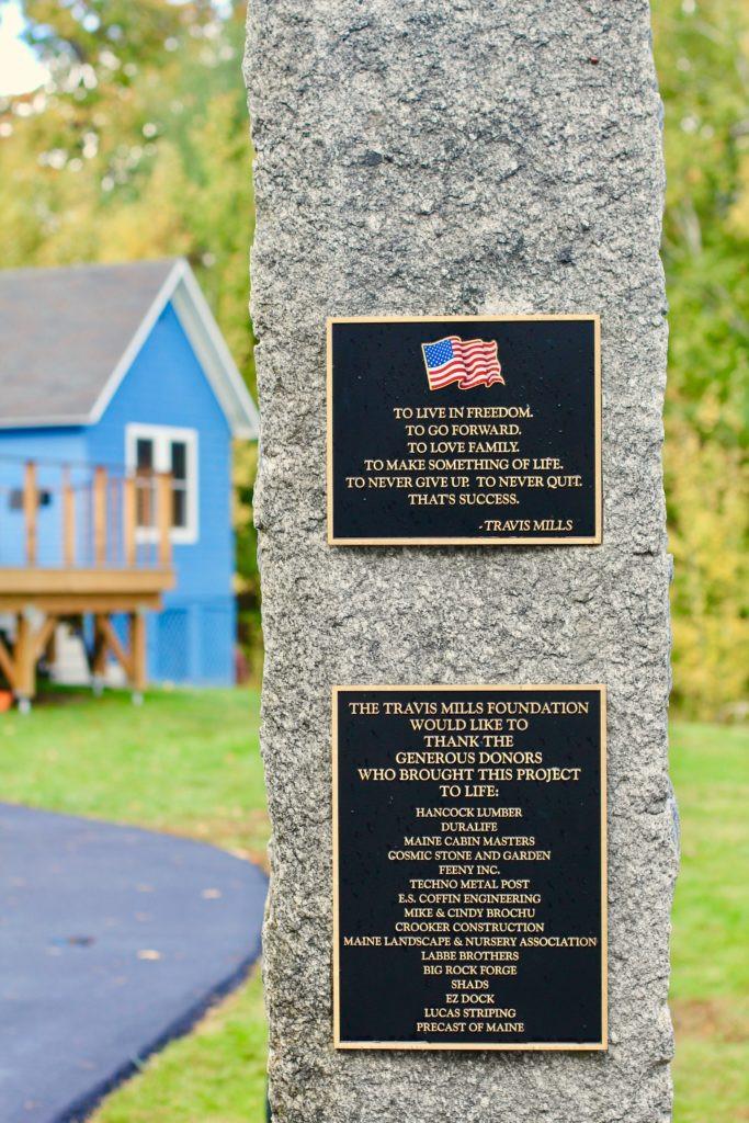 Travis Mills Foundation Retreat, Travis Mills Foundation, Travis Mills, SSGT Travis Mills, Maine, Belgrade Lakes Region of Maine,Central Maine,Injured Veterans