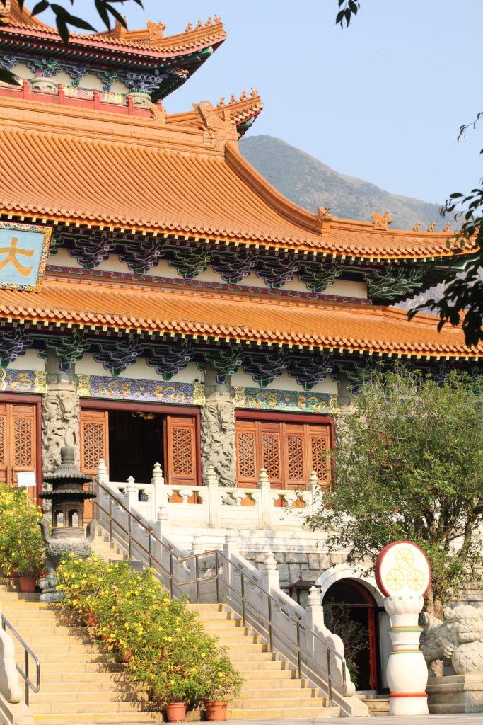 Hong Kong Po Lin Monastery China