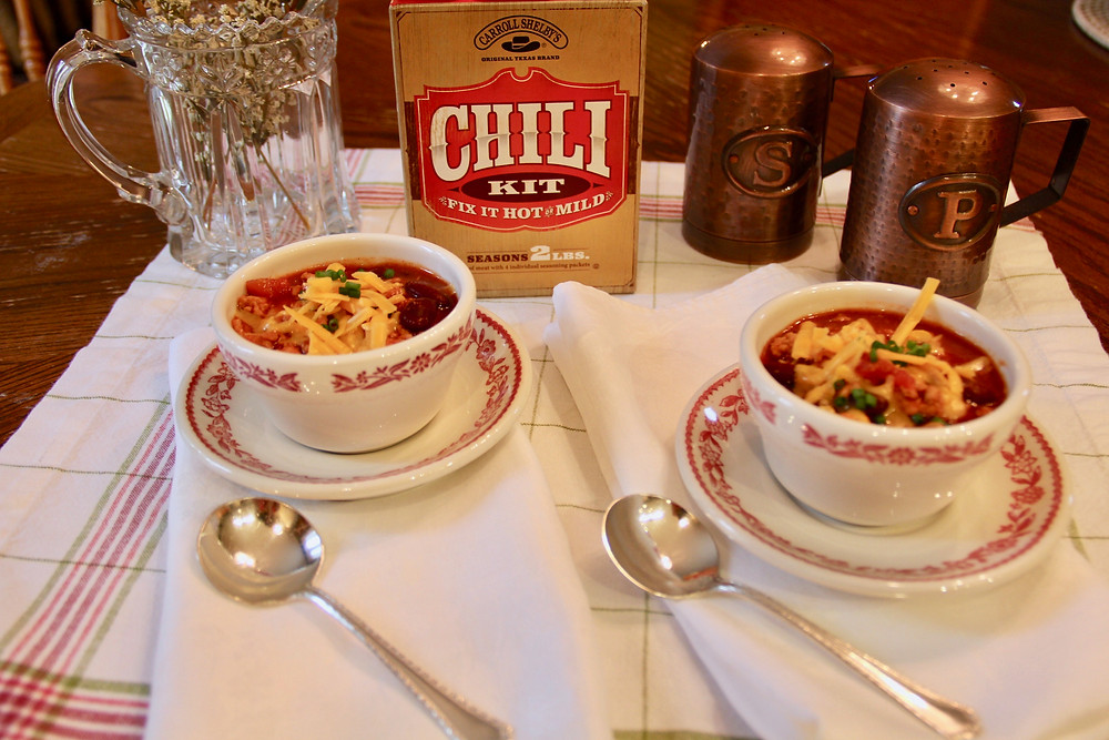 Chili, carroll shelbys gf chili, carroll shelbys gluten free chili, gf chili mix, gluten free chili mix,