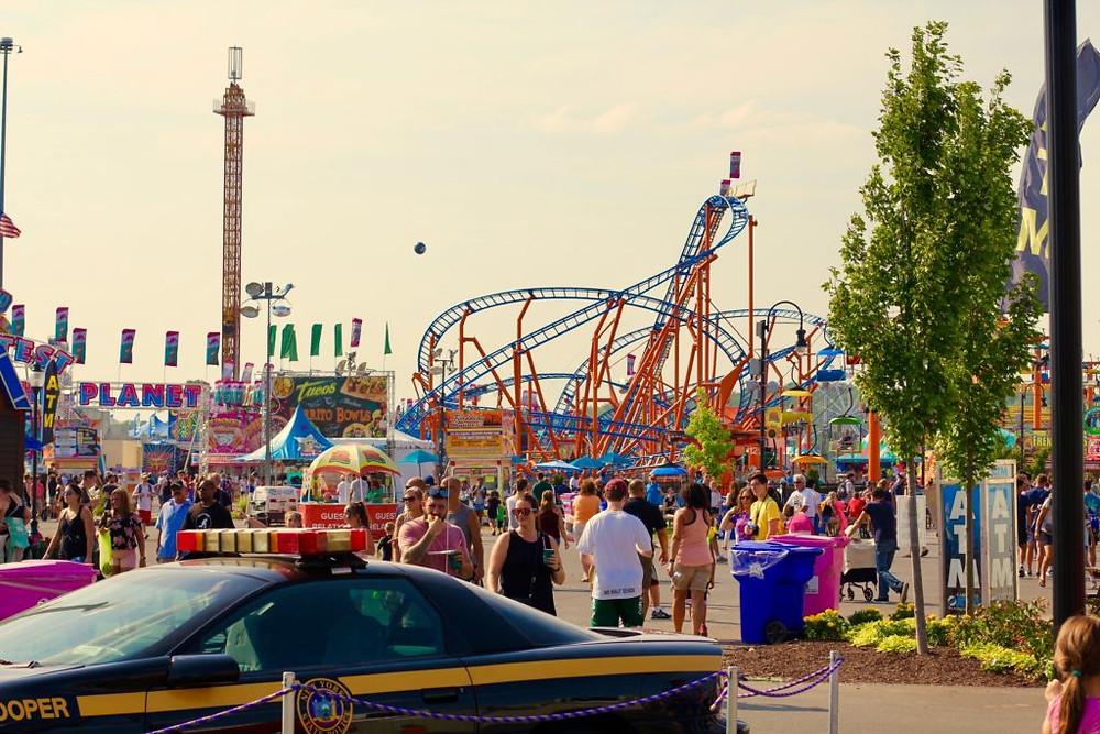 NY State Fair, Syracuse NY, Central NY, Upstate NY, NYS Fair