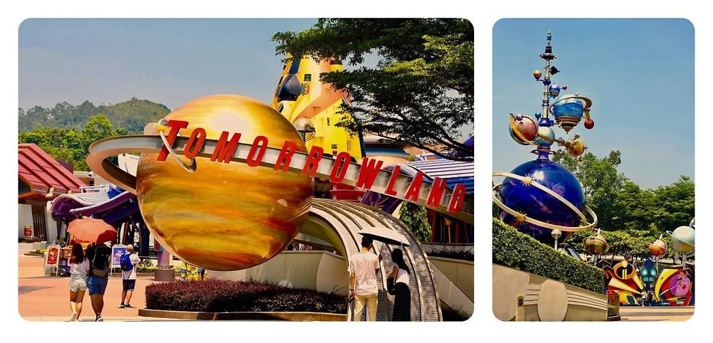 Hong Kong, Hong Kong Disneyland, Hong Kong Disney, Disney, Disneyland, Hong Kong Disneyland Resort, Lantau Island, International Theme Park, Tomorrowland