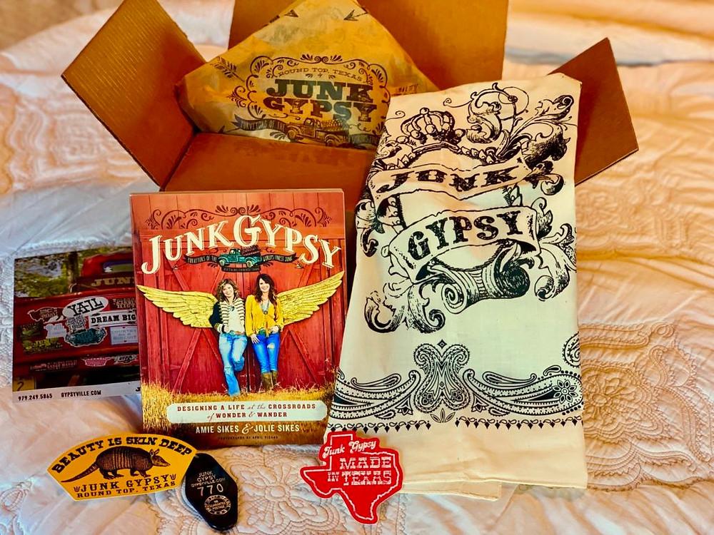junk gypsy giveaway, junk gypsy, junk gypsies, hdtv, texas, travel texas, round top, round top tx