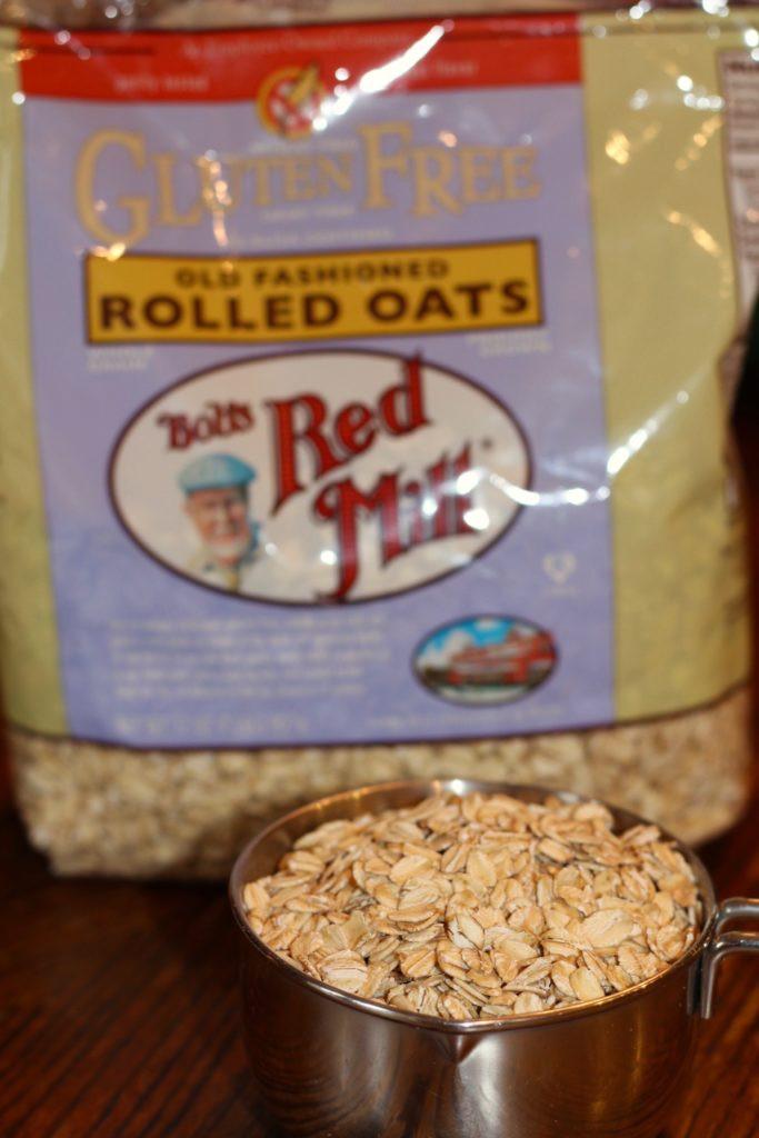 Bobs Red Mill Gluten Free Oats, gluten free oats, gf oats,