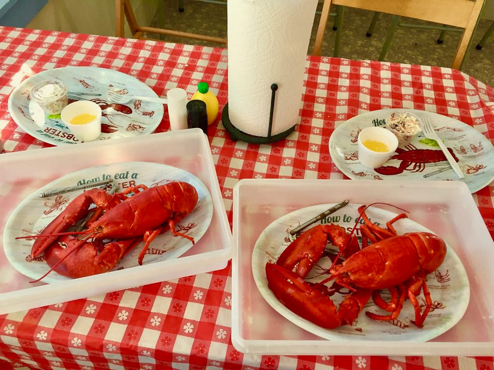 Scarborough Fish and Lobster Maine