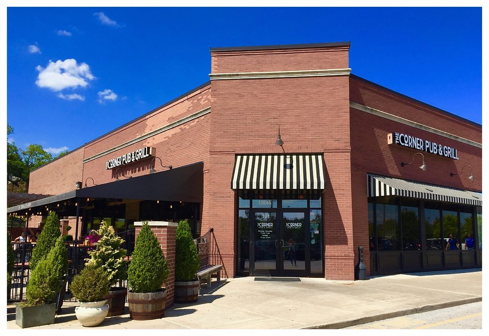 The Corner Pub & Grill, St Louis Gluten Free,