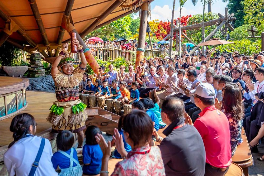 Hong Kong, Hong Kong Disneyland, Hong Kong Disney, Disney, Disneyland, Moana, Moana A Homecoming Celebration,Adventureland