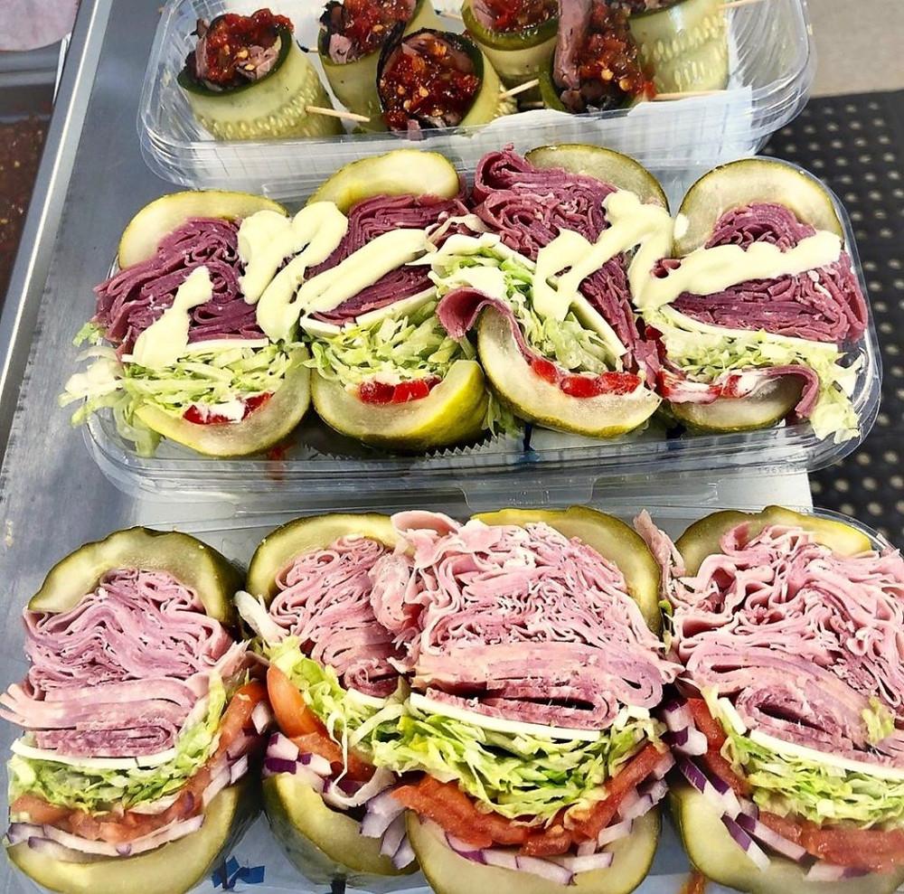 gluten free, gluten free lunch, gluten free new jersey, celiac, gluten free haddon township nj, elsie's pickles