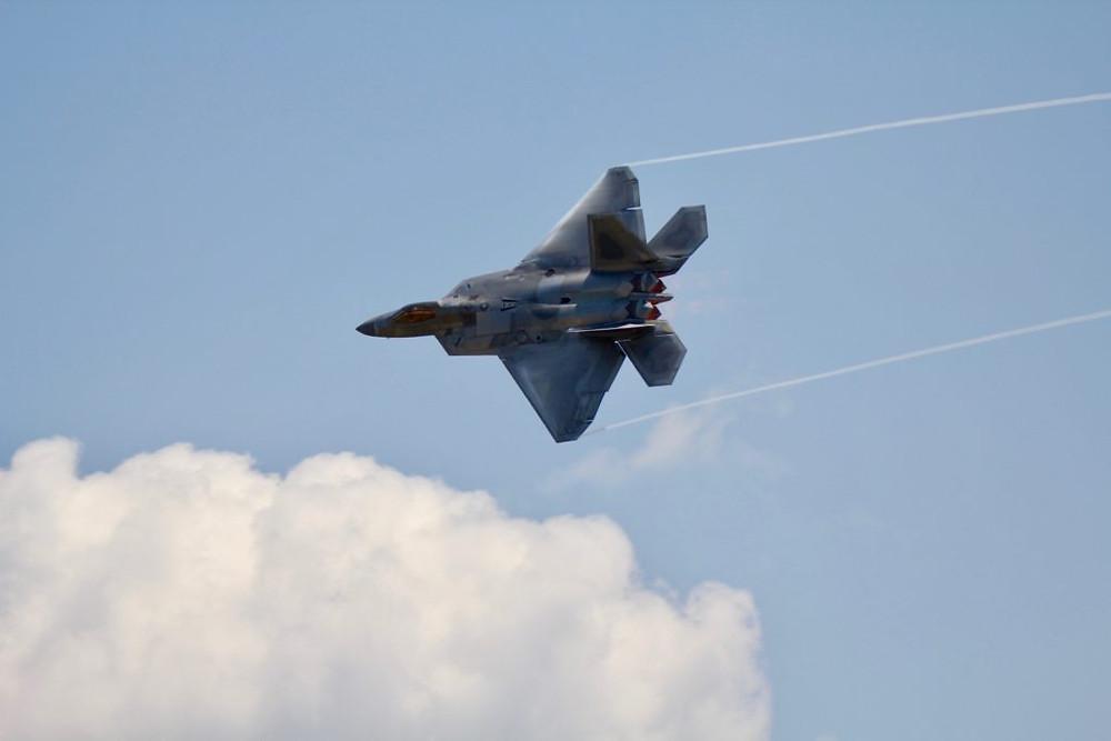 F-22 Raptor Demo Team, F-22, F-22 Raptor