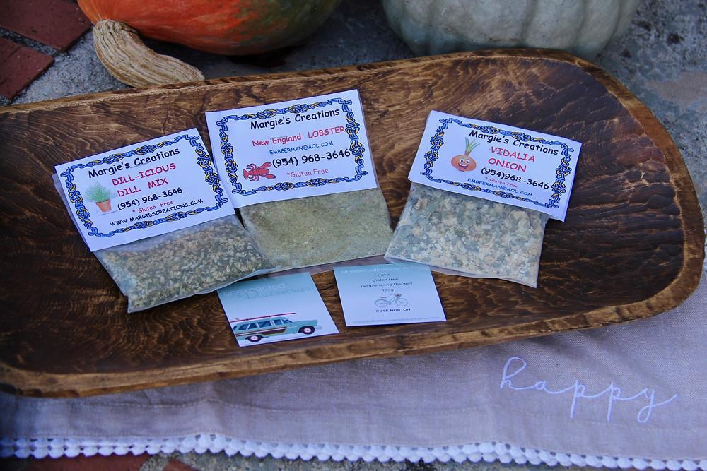 Margies's Creations, Gluten Free Food, Gluten Free Dips, Stone Mountain Park Yellow Daisy Festival, Gluten Free Dip