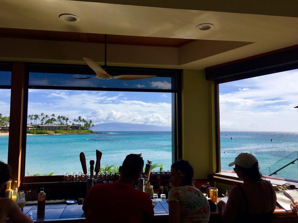 Sea House Restaurant, Napili Bay Maui, Maui Gluten Free, Gluten Free Maui, Gluten Free Hawaii