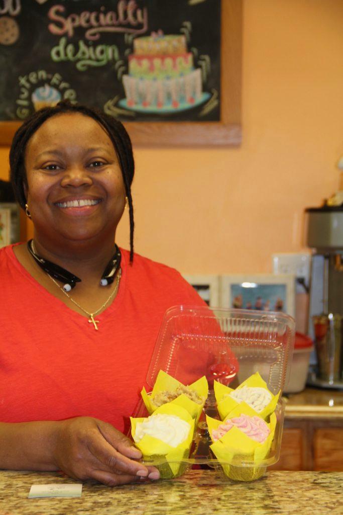 Bruce's Sweet Sensations Bakery, gluten free bakery, gf bakery, gluten free Monroe GA, gf Monroe GA, gluten free cupcakes, gluten free cakes