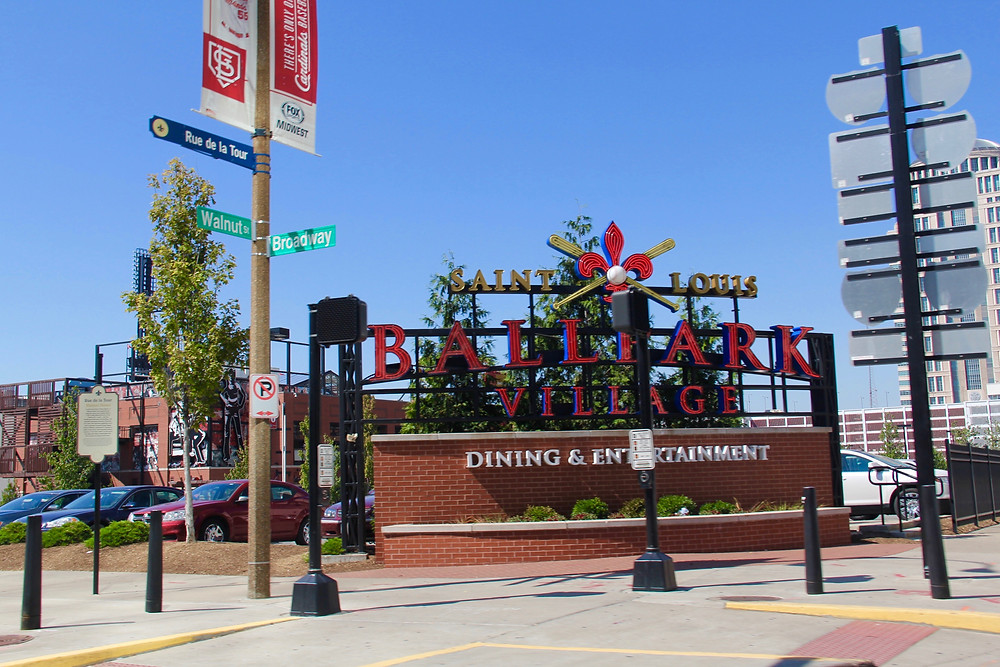 St Louis Cardinals, St Louis baseball, St Louis sights, Cardinals