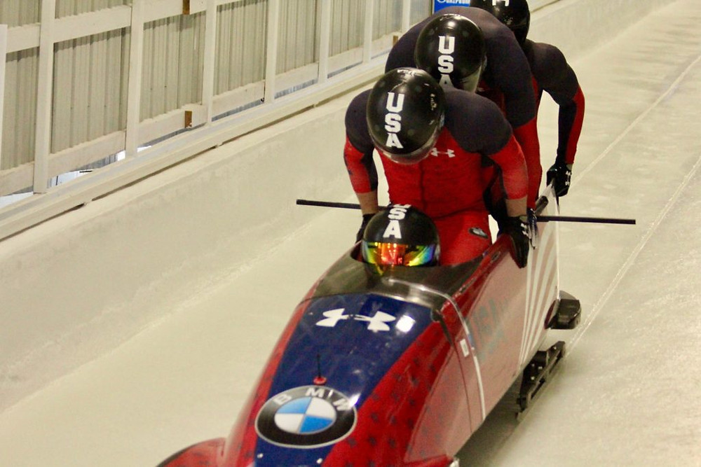 Team USA, Lake Placid NY, Lake Placid, World Cup Bobsled Competition