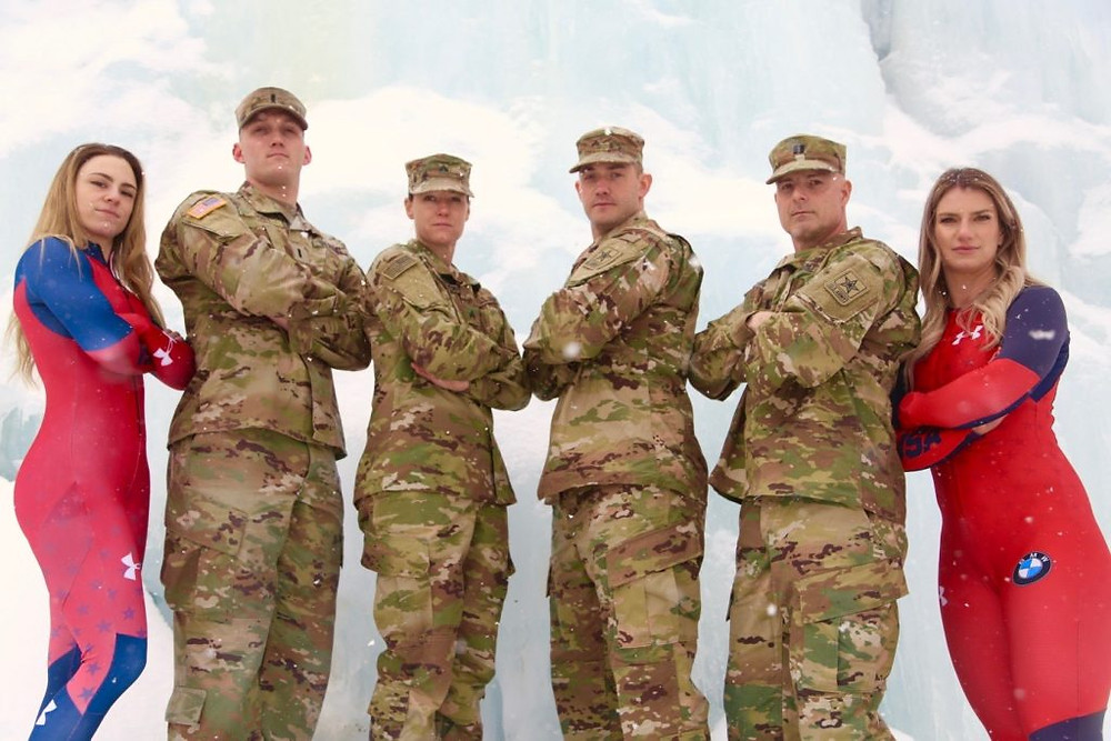 Lake Placid, US ARMY, WCAP, Bobsledding, Bobsled