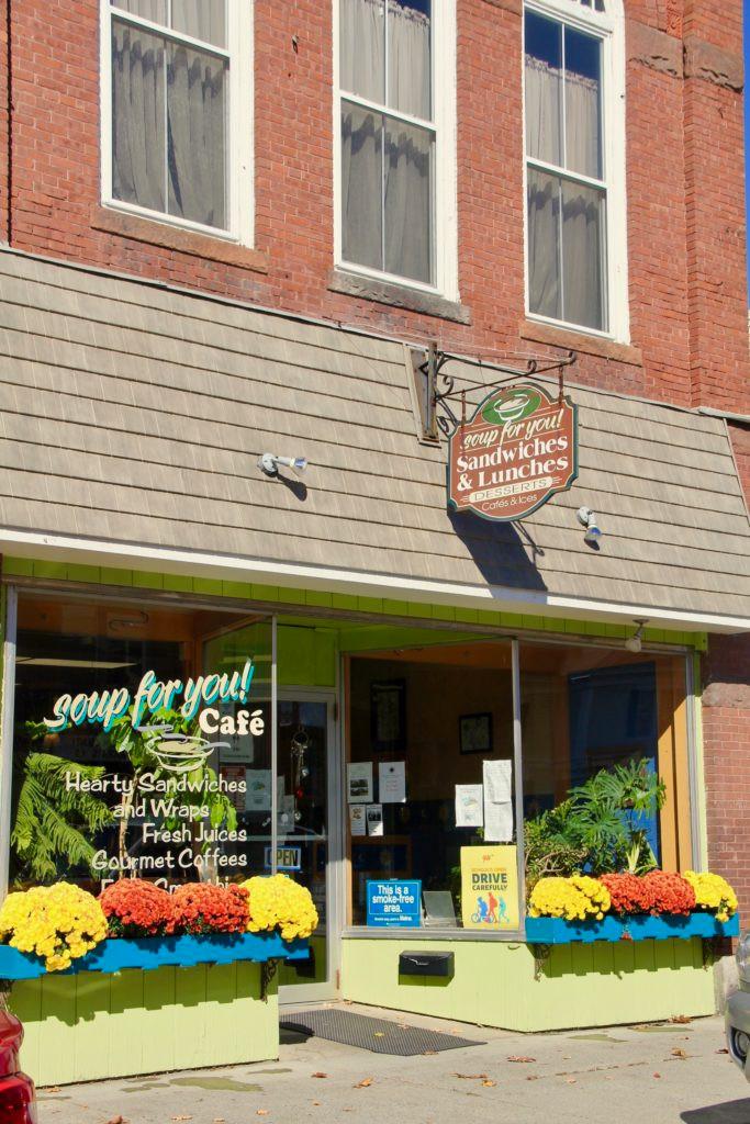 Soup For You Cafe, Gluten Free Maine, Farmington Maine, Gluten Free Farmington