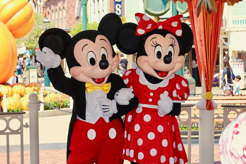 Hong Kong Disneyland Micky and Minnie, Hong Kong, HK Disneyland, Hong Kong Mickey Mouse, Hong Kong Mickey, Hong Kong Minnie