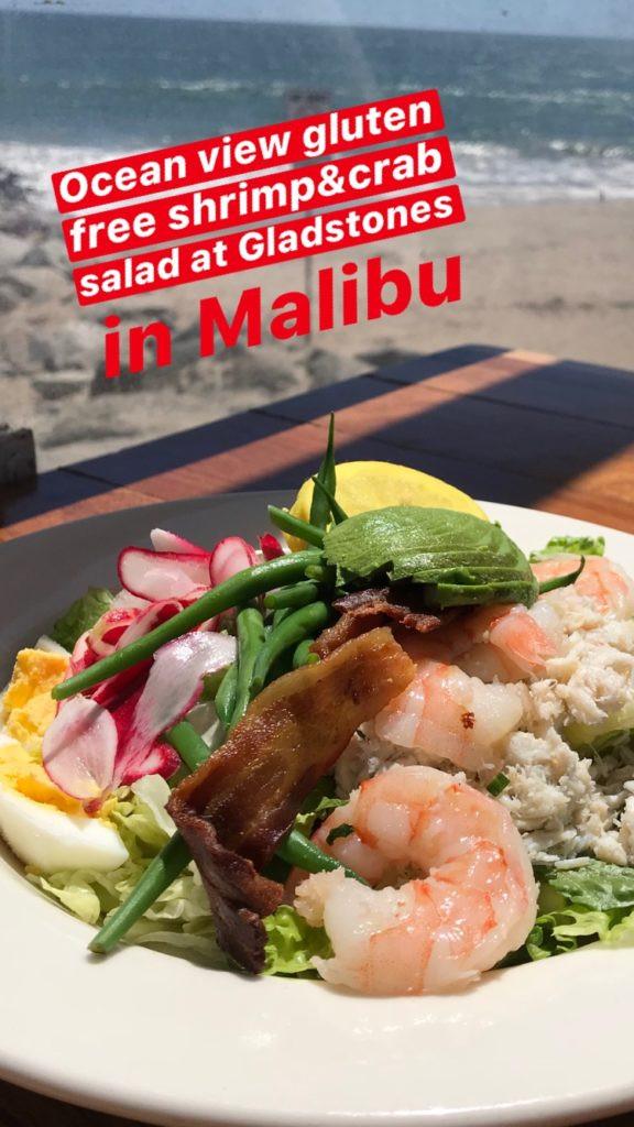 Gladstones,Gladstones Malibu California, Gluten Free California