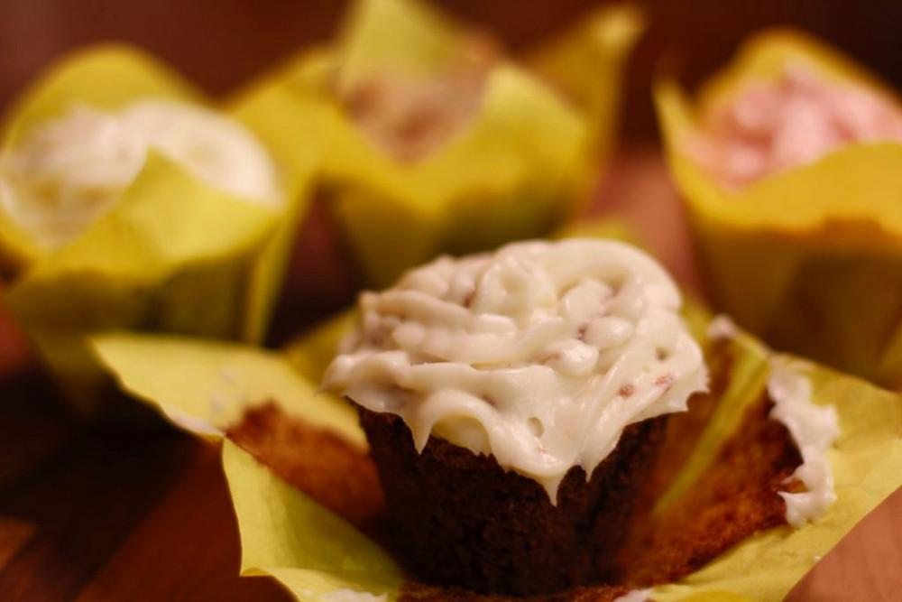 gluten free cupcakes, gf cupcakes, Bruce's sweet sensations bakery & cafe, gluten free cakes, gf cakes, gluten free monroe ga, gf monroe ga