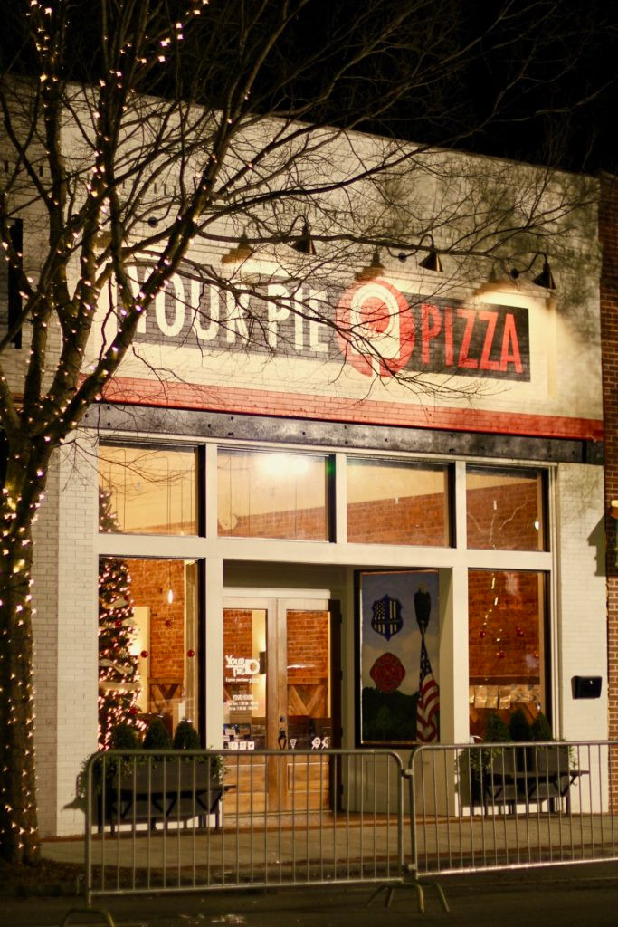 Your Pie, Made in Monroe, Your Pie Pizza, Your Pie Monroe Georgia, Your Pie Georgia, Your Pie Historic Monroe, Gluten Free Monroe, Gluten Free Monroe Georgia, GF Monroe GA, Gluten Free Pizza, Gluten Free, Ross Bradley, Historic Monroe, Historic Monroe GA, Monroe Georgia, Gluten Free Food