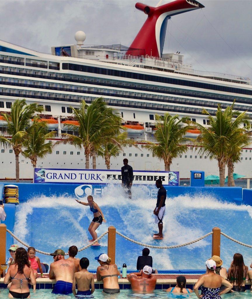 Flowrider,Carnival Cruise,Carnival,Carnival Glory
