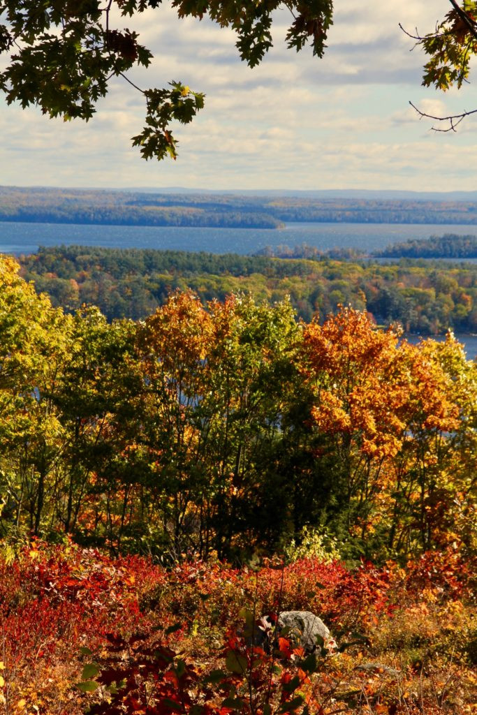 Maine, Central Maine, Fall in Maine