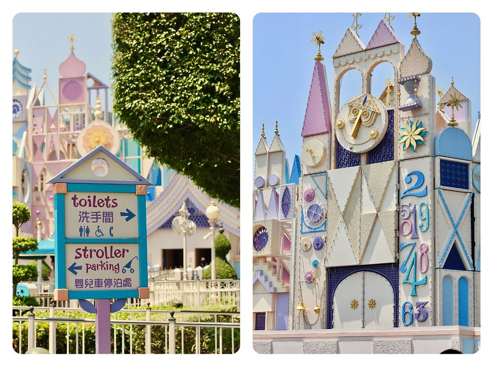 Hong Kong Disneyland, Hong Kong, HK Disneyland, Disneyland, It's a Small World, HK Disneyland It's a small world