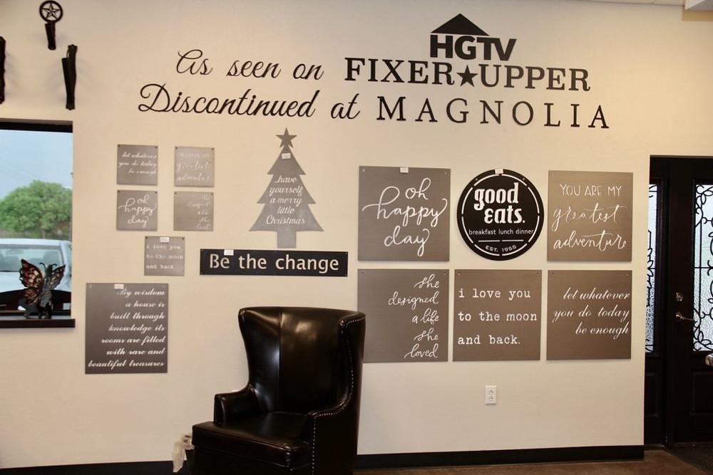 Magnolia,Fixer Upper,HGTV,Jimmy Don,JDH Iron Designs,Valley Mills Texas,Crawford TX,Joanna Gaines