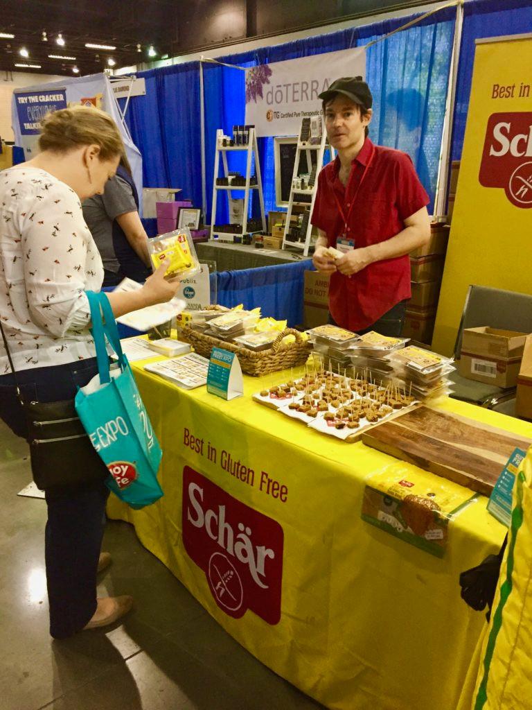 Gluten Free Expo 2018, Nourished Festival, Gluten Free, Plant Based, Nut Free, Dairy Free, Paleo, Vegan