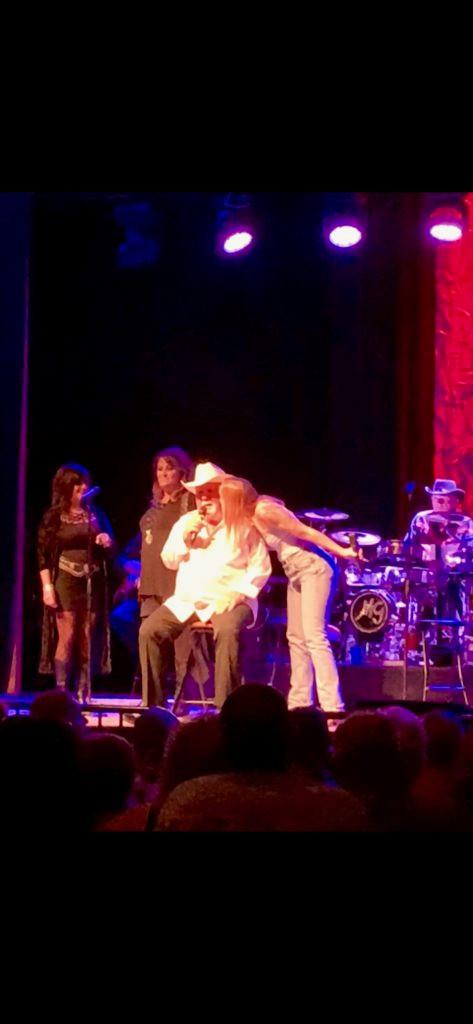 Johnny Lee, Mickey Gilley, Cherish Lee, Urban Cowboy Reunion Concert