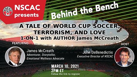 NSCAC - McCreath & DeBenedictis Behind T